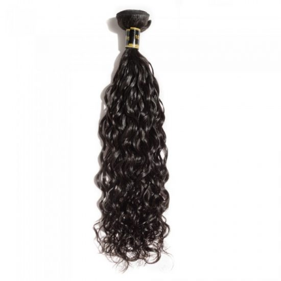 Virgin Brazilian Natural Wavy Bundle